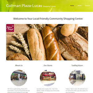 Coltman Plaza Lucas Shopping Centre