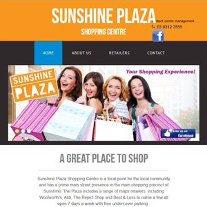 Sunshine Plaza Shopping Centre